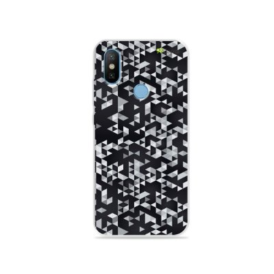 Capa para Xiaomi Mi 8 - Geométrica