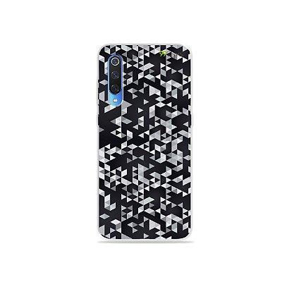 Capa para Xiaomi Mi 9 - Geométrica