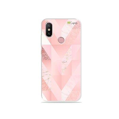 Capa para Xiaomi Mi A2 - Abstract