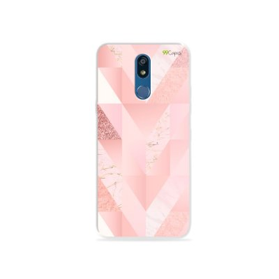 Capa para LG K12 Plus - Abstract