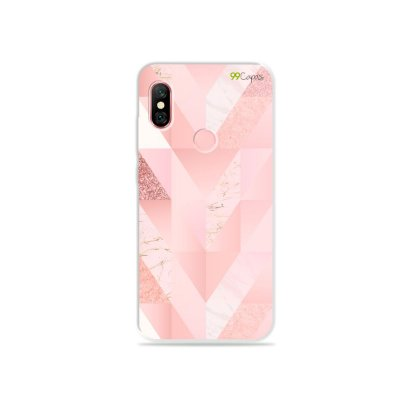 Capa para Xiaomi Redmi Note 6 Pro - Abstract