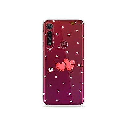Capa para Moto G8 / G8 Plus - In Love