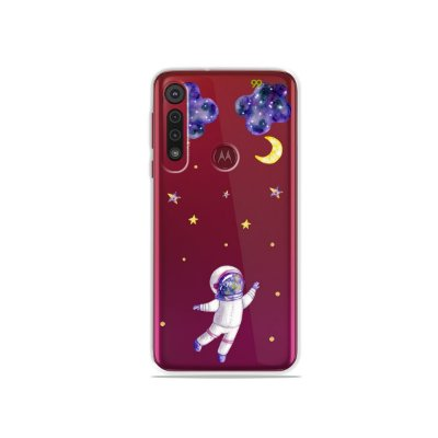 Capa para Moto G8 Plus - Astronauta Sonhador