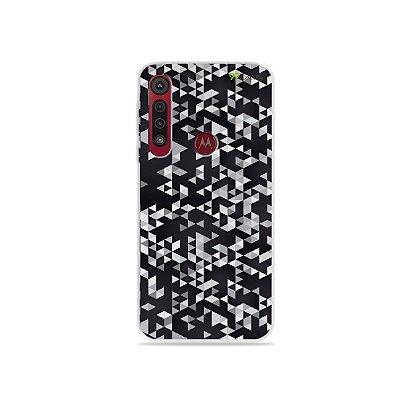 Capa para Moto G8 Plus - Geométrica