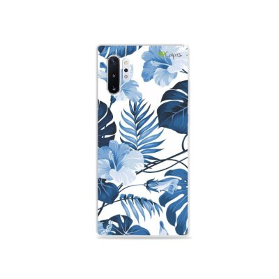 Capa para Galaxy Note 10 - Flowers in Blue