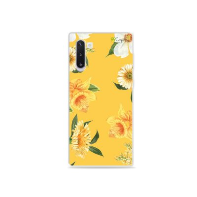 Capa para Galaxy Note 10 - Margaridas