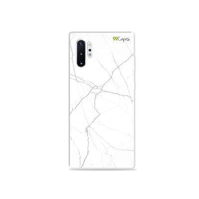 Capa para Galaxy Note 10 - Marble White