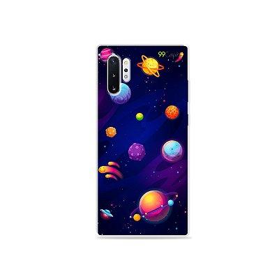 Capa para Galaxy Note 10 - Galáxia