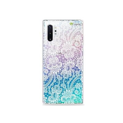 Capa para Galaxy Note 10 - Rendada
