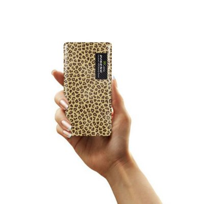 Mini Carregador de Bolso Portátil Powerbank Pineng 5000mah -  Animal Print