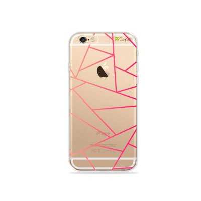 Capa para iPhone 6/6S - Abstrata