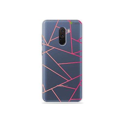 Capa para Xiaomi Pocophone F1 - Abstrata