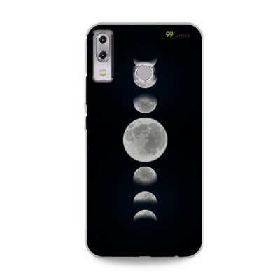Capa para Asus Zenfone 5 e 5Z - Fases da Lua