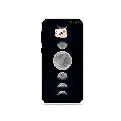 Capa para Zenfone 4 Selfie Pro - Fases da Lua