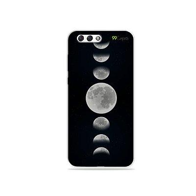 Capa para Zenfone 4 - Fases da Lua