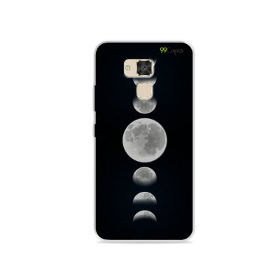 Capa para Asus Zenfone 3 Max - 5.2 Polegadas - Fases da Lua