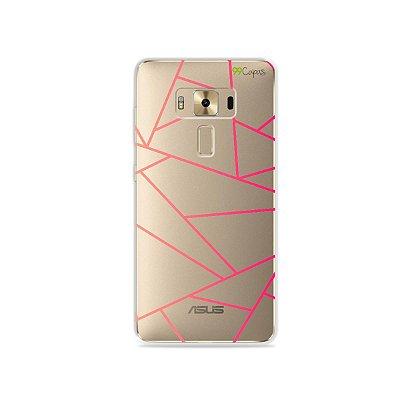 Capa para Zenfone 3 Deluxe - 5.7 Polegadas - Abstrata