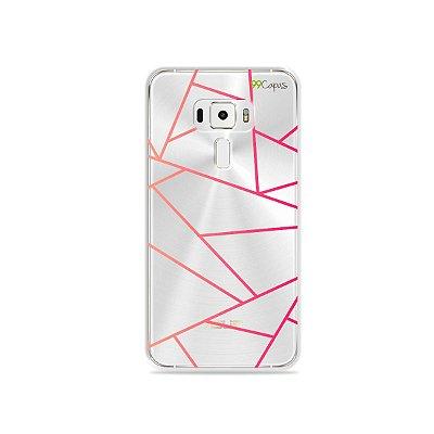 Capa para Asus Zenfone 3 - 5.5 Polegadas - Abstrata