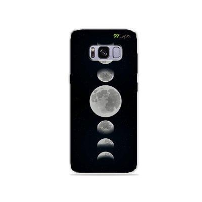 Capa para Asus Zenfone 3 - 5.2 Polegadas - Fases da Lua
