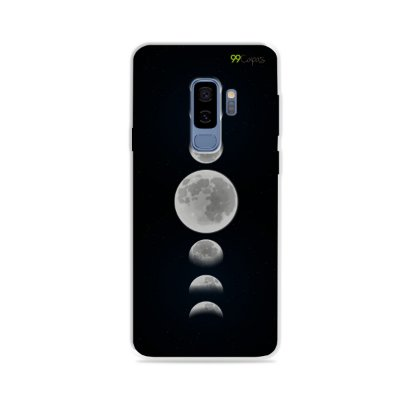 Capa para Galaxy S9 Plus - Fases da Lua