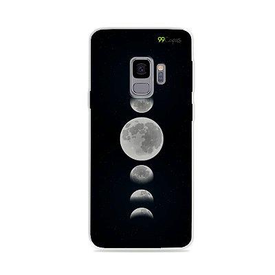 Capa para Galaxy S9 - Fases da Lua