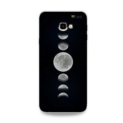 Capa para Galaxy J4 Plus - Fases da Lua