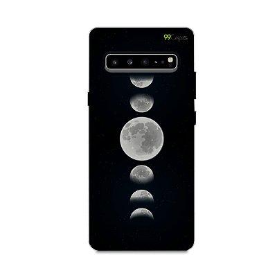 Capa para Galaxy S10 - Fases da Lua