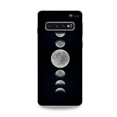 Capa para Galaxy S10 Plus - Fases da Lua