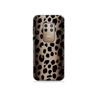 Capa para Moto One Zoom - Animal Print Basic
