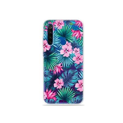 Capa para Xiaomi Redmi Note 8T - Tropical