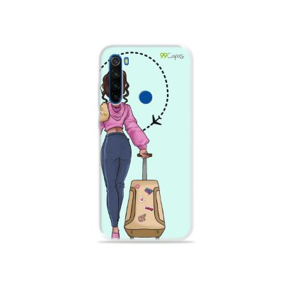 Capa para Xiaomi Redmi Note 8T - Best Friends 2
