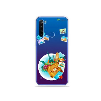 Capa para Xiaomi Redmi Note 8T - Memórias