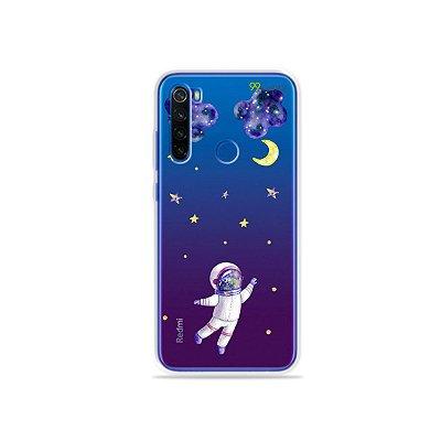 Capa para Xiaomi Redmi Note 8T - Astronauta Sonhador