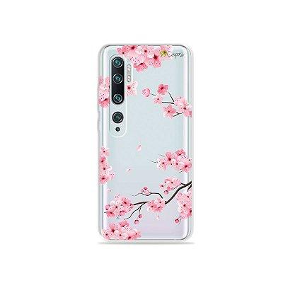 Capa para Xiaomi Mi Note 10 - Cerejeiras