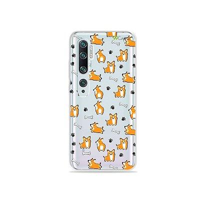 Capa para Xiaomi Mi Note 10 - Cãozinho