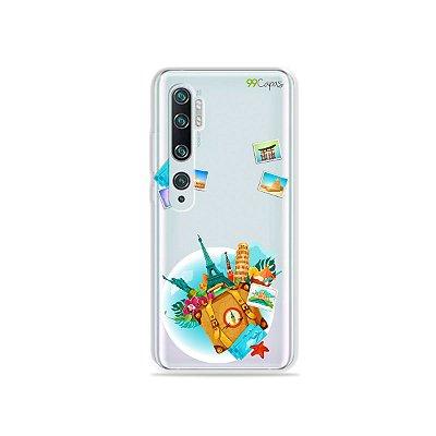 Capa para Xiaomi Mi Note 10 - Memórias