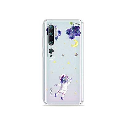 Capa para Xiaomi Mi Note 10 - Astronauta Sonhador