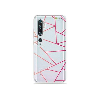 Capa para Xiaomi Mi Note 10 - Abstrata