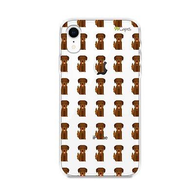 Capa para iPhone XR - Golden
