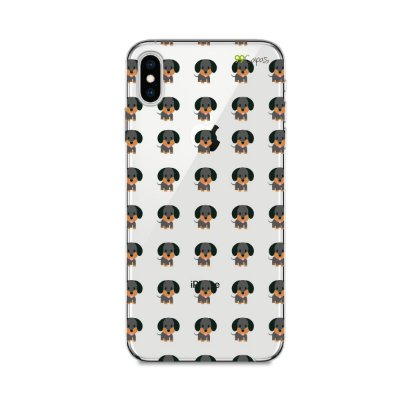 Capa para iPhone XS Max - Salsichinha