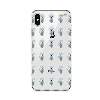 Capa para iPhone XS Max - Poodle