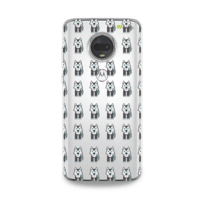 Capa para Moto G7 - Husky