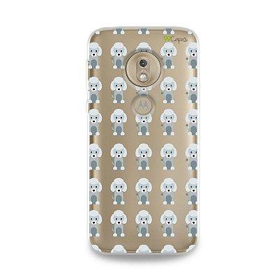 Capa para Moto G7 Play - Poodle