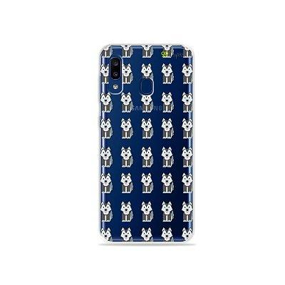 Capa para Galaxy A20 - Husky