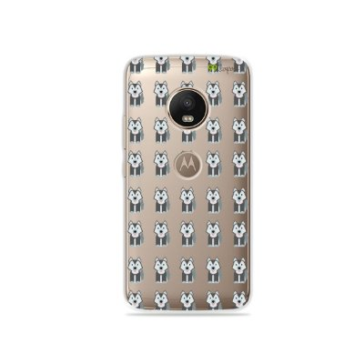 Capa para Moto G5 Plus - Husky