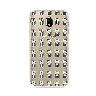 Capa para Galaxy J4 2018 - Husky