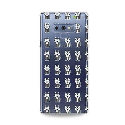 Capa para Galaxy Note 9 - Husky