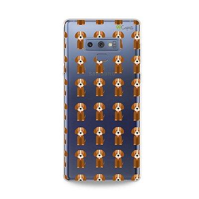 Capa para Galaxy Note 9 - Cocker
