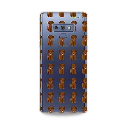 Capa para Galaxy Note 9 - Golden