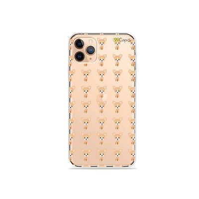 Capa para iPhone 11 Pro - Chihuahua